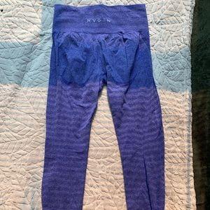 NVGTN electric blue leggings